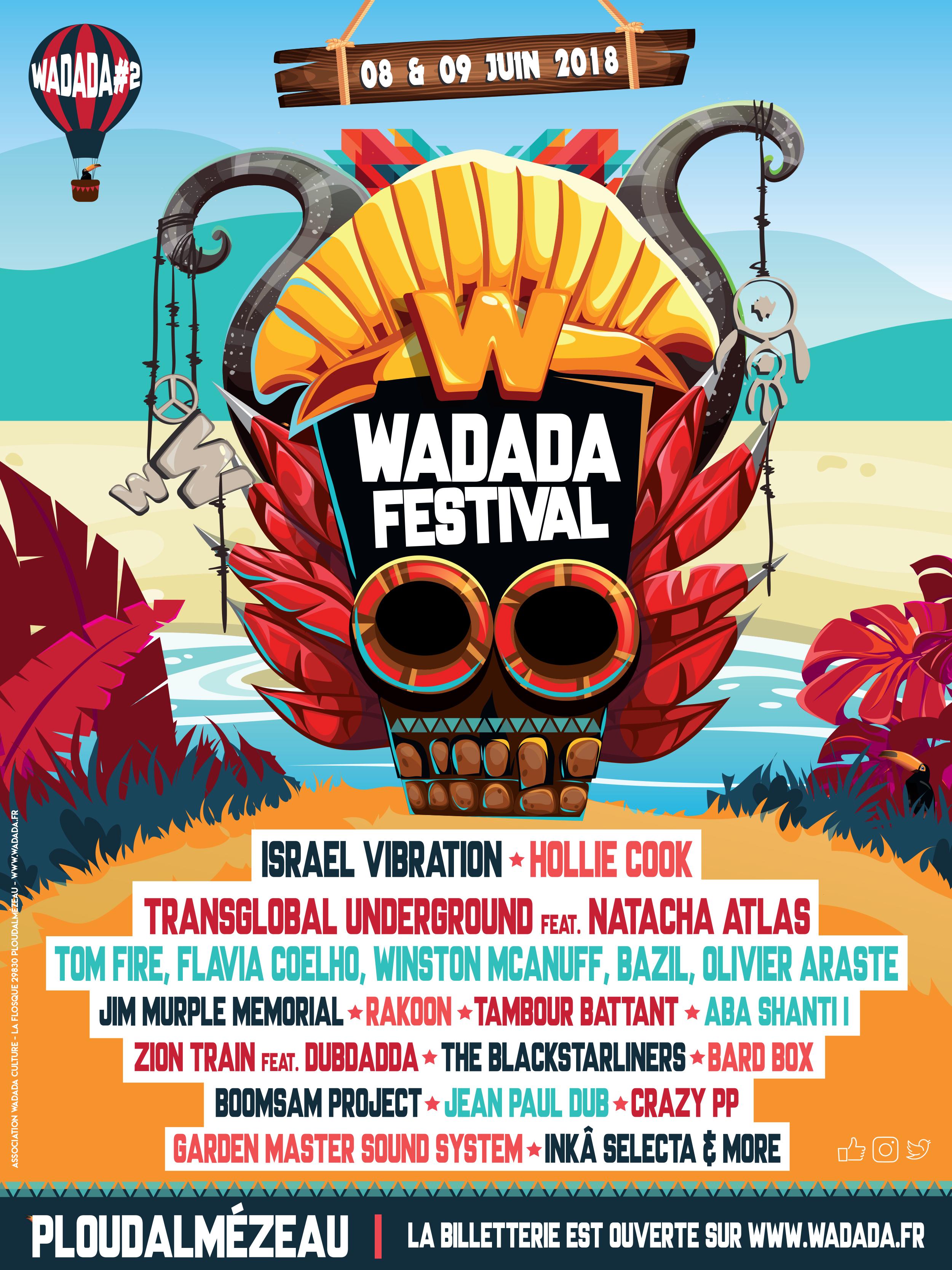 Festival – Wadada Festival 2018