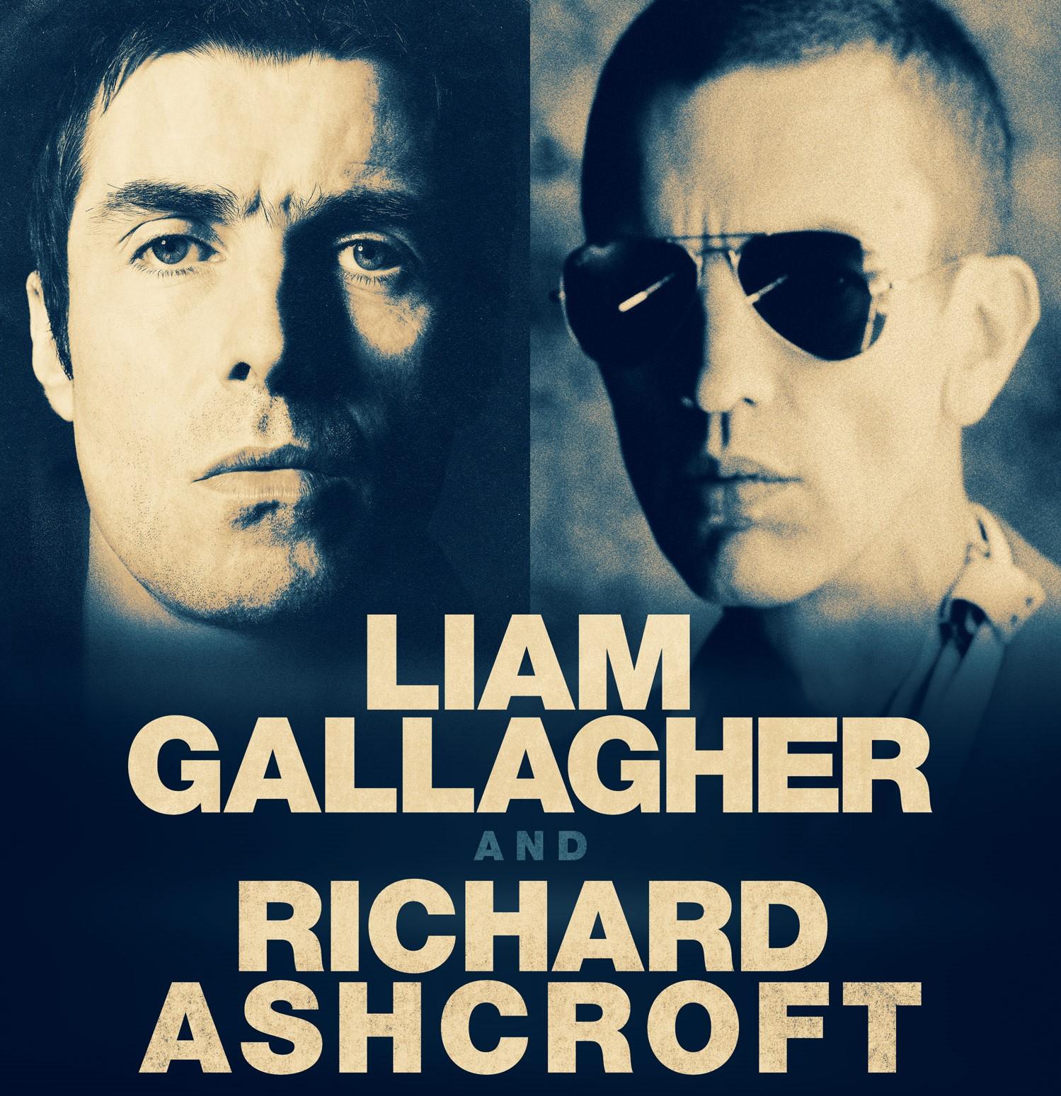 News – Richard Ashcroft, première partie de Liam Gallagher aux USA