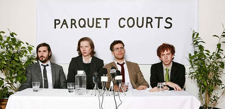Le Live de la semaine – Parquet Courts (Live on KEXP)