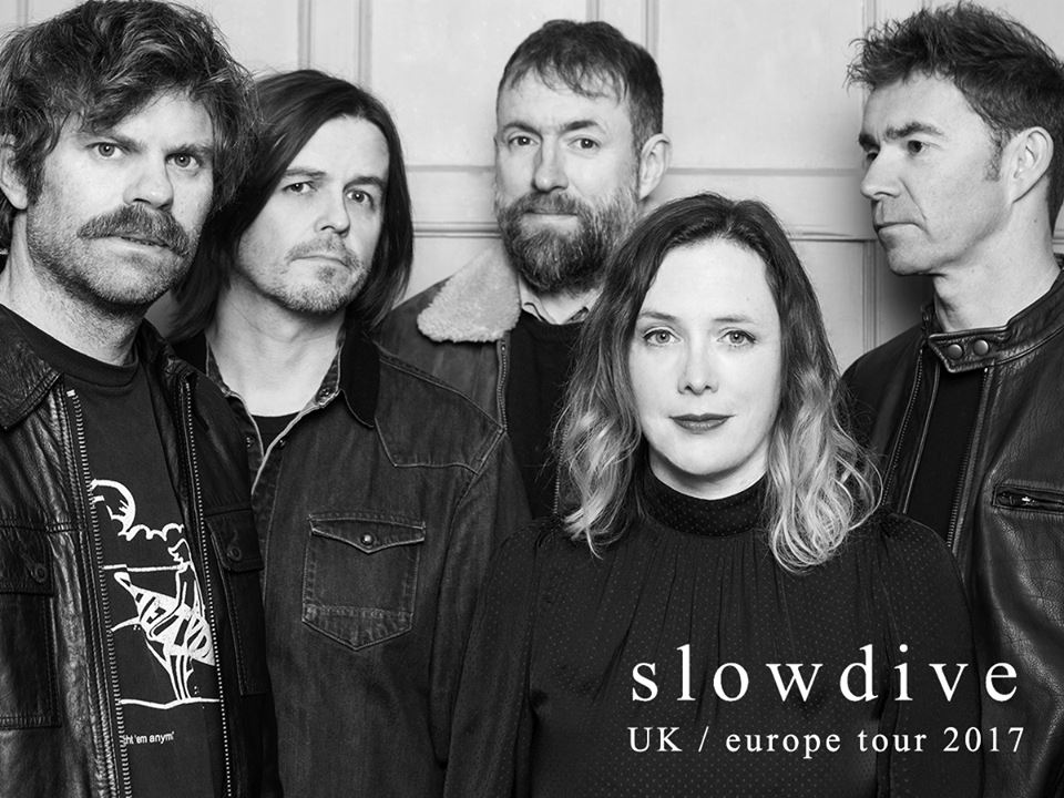 Le Live de la semaine : Slowdive – Live on KEXP