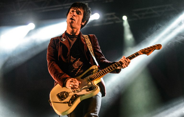 News – Johnny Marr, live on Conan O'Brien show