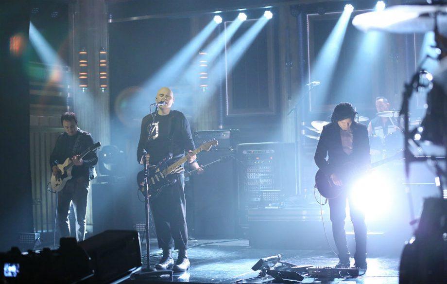 Le Live de la semaine – The Smashing Pumpkins on The Tonight Show Starring Jimmy Fallon