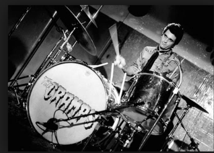 R.I.P : Nick Knox, batteur du groupe The Cramps est mort.