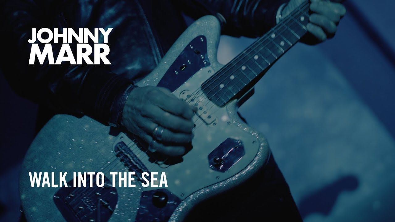 News – Johnny Marr : Walk Into The Sea