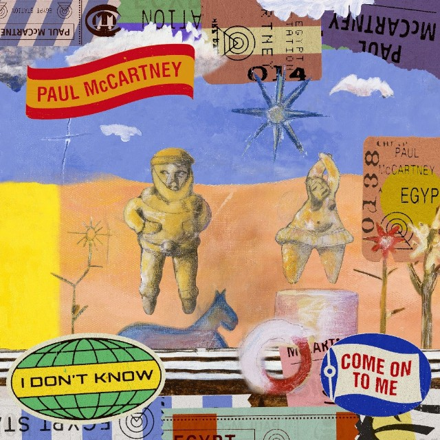 News – Paul McCartney – Sortie d'un double single