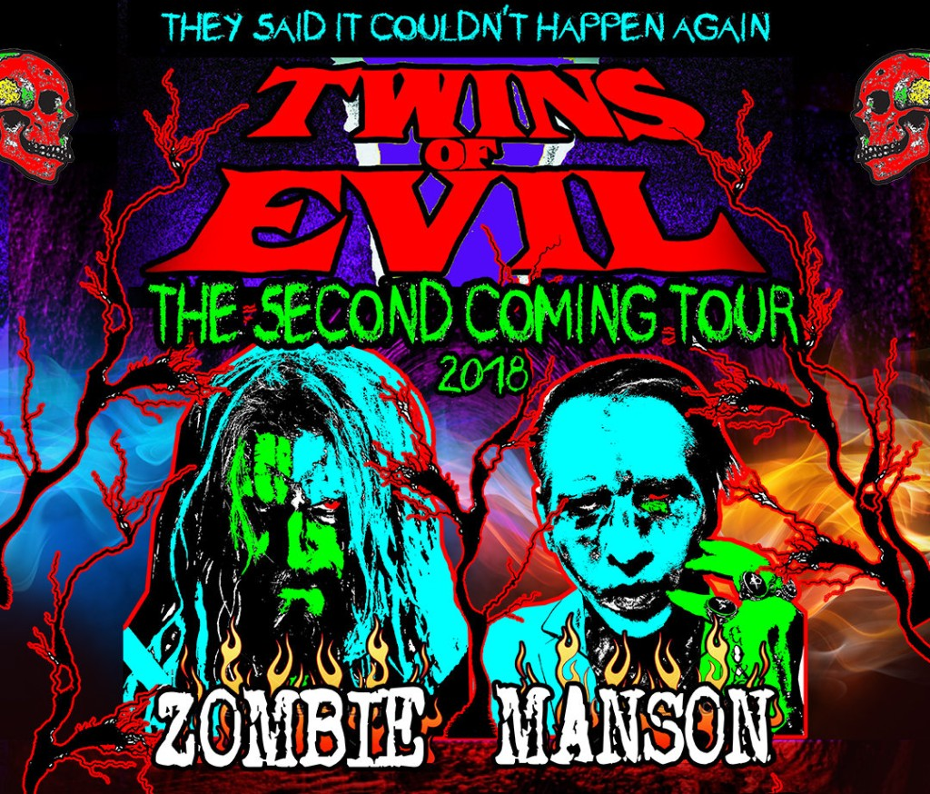 Brèves – Interpol, Lenny Kravitz, Rob Zombie and Marilyn Manson
