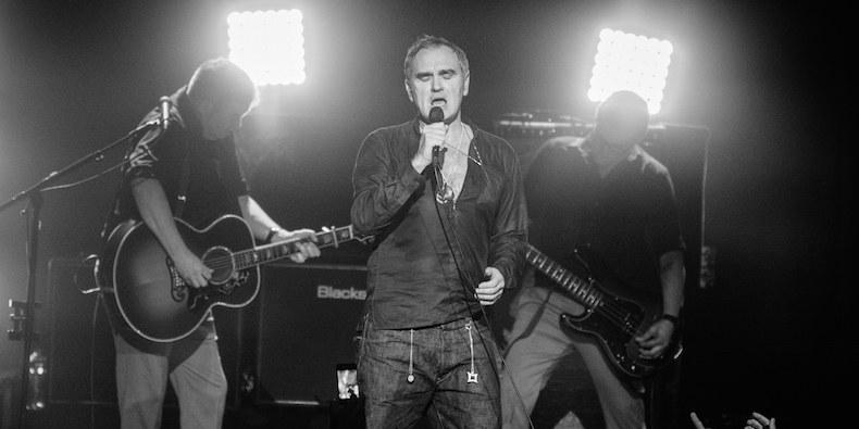 Morrissey – Lost Studio Track – Blue Dreamers Eyes
