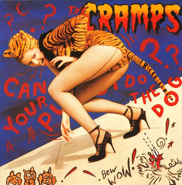 Le Live de la semaine – The Cramps – Live On The Tube 1986