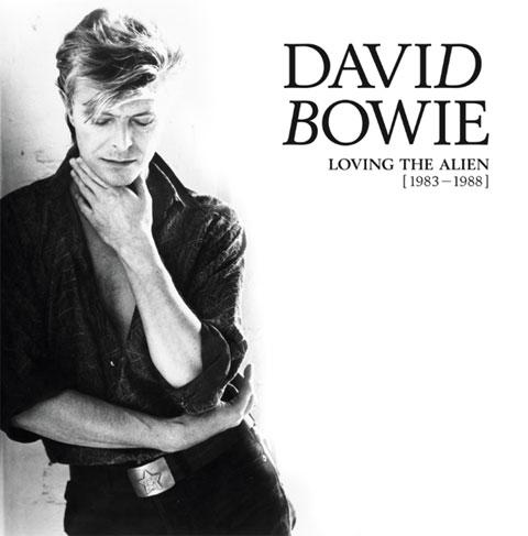 News – David Bowie boxset Loving The Alien (1983 – 1988)
