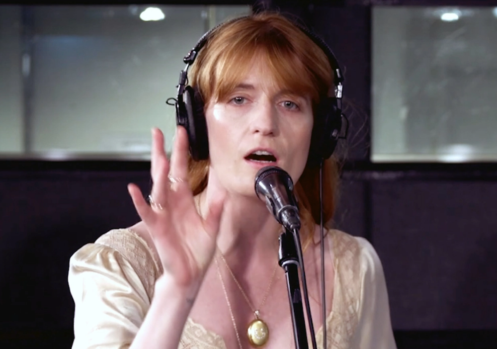 News – Florence andThe Machine reprend « Silver Springs » de Fleetwood Mac