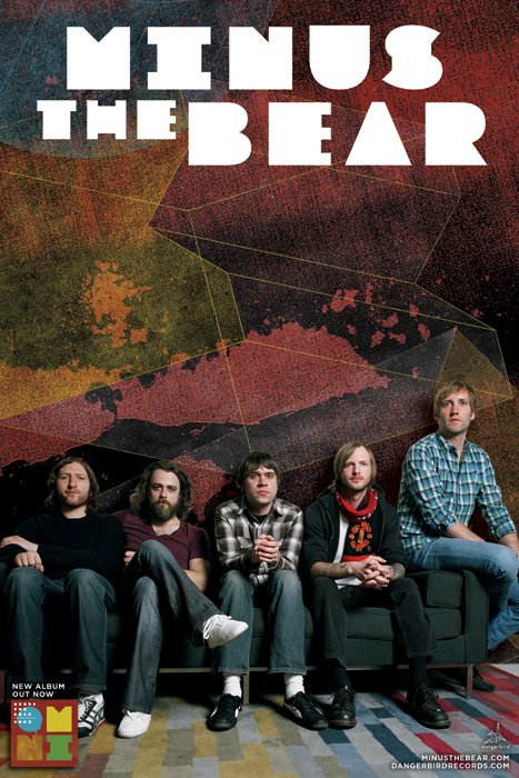 Brèves – Minus the Bear, Wild Nothing, Art School Girlfriend