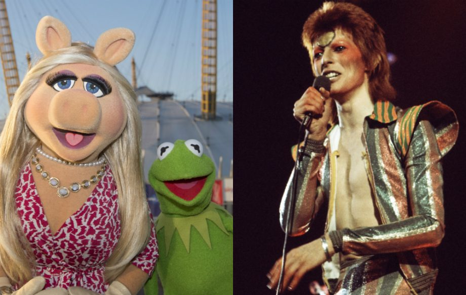 Curiosities – The Muppets cover David Bowie