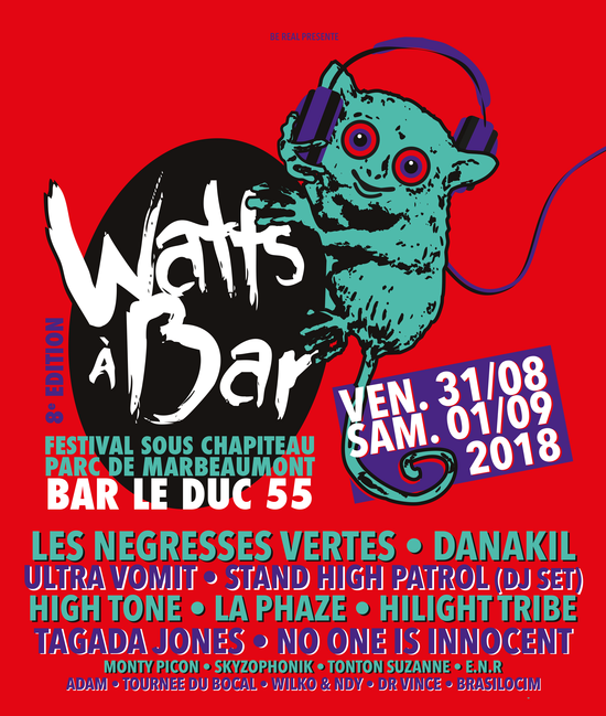 Festival – Festival Watts a Bar 2018