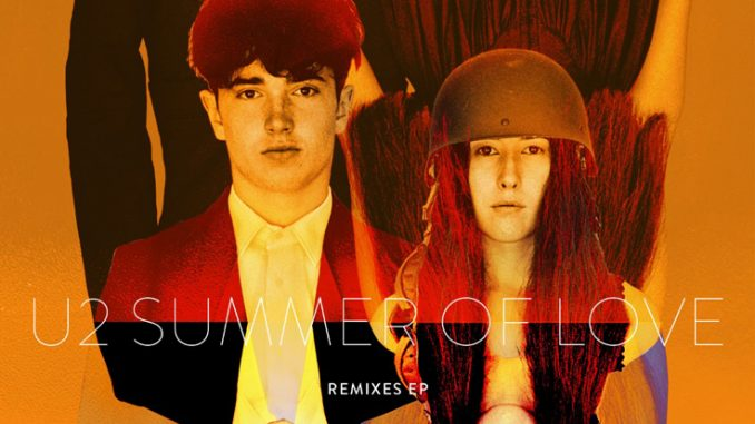 News – U2 – Summer of Love, Remixes.
