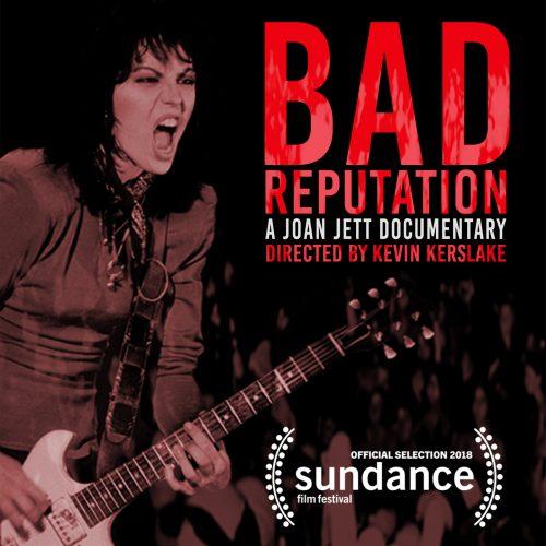 News – Joan Jett, Bad Reputation, un documentaire.