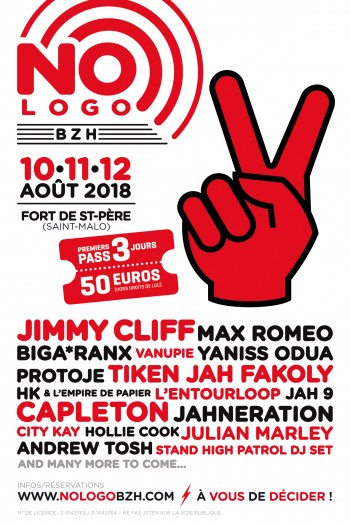 Festival – Festival No Logo Bzh 2018