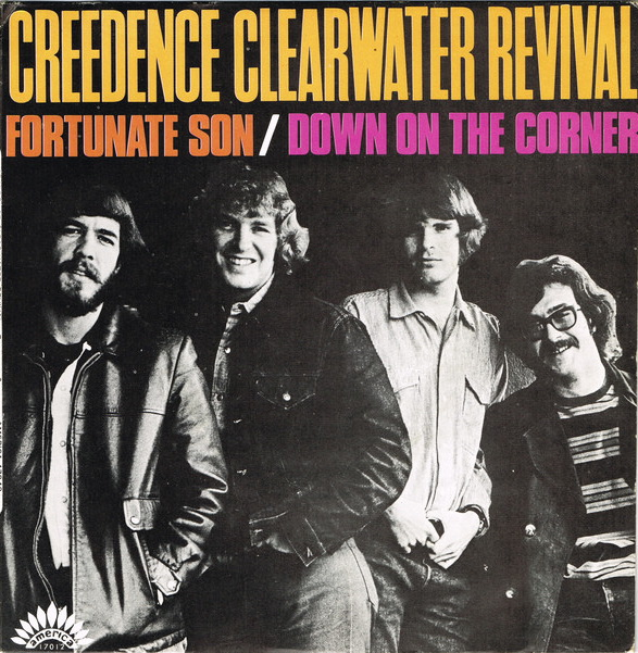 News – Creedence Clearwater Revival – Fortunate Son