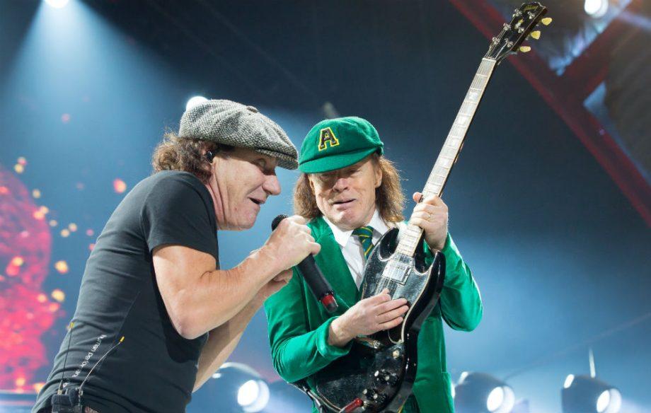 News or Rumors – AC/DC serait de retour en studio avec Brian Johnson