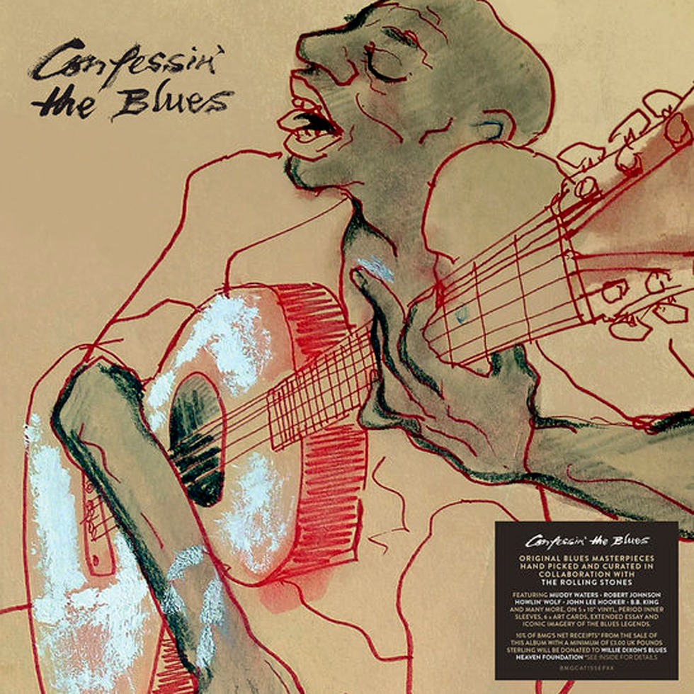 News – The Rolling Stones – Confessin' The Blues