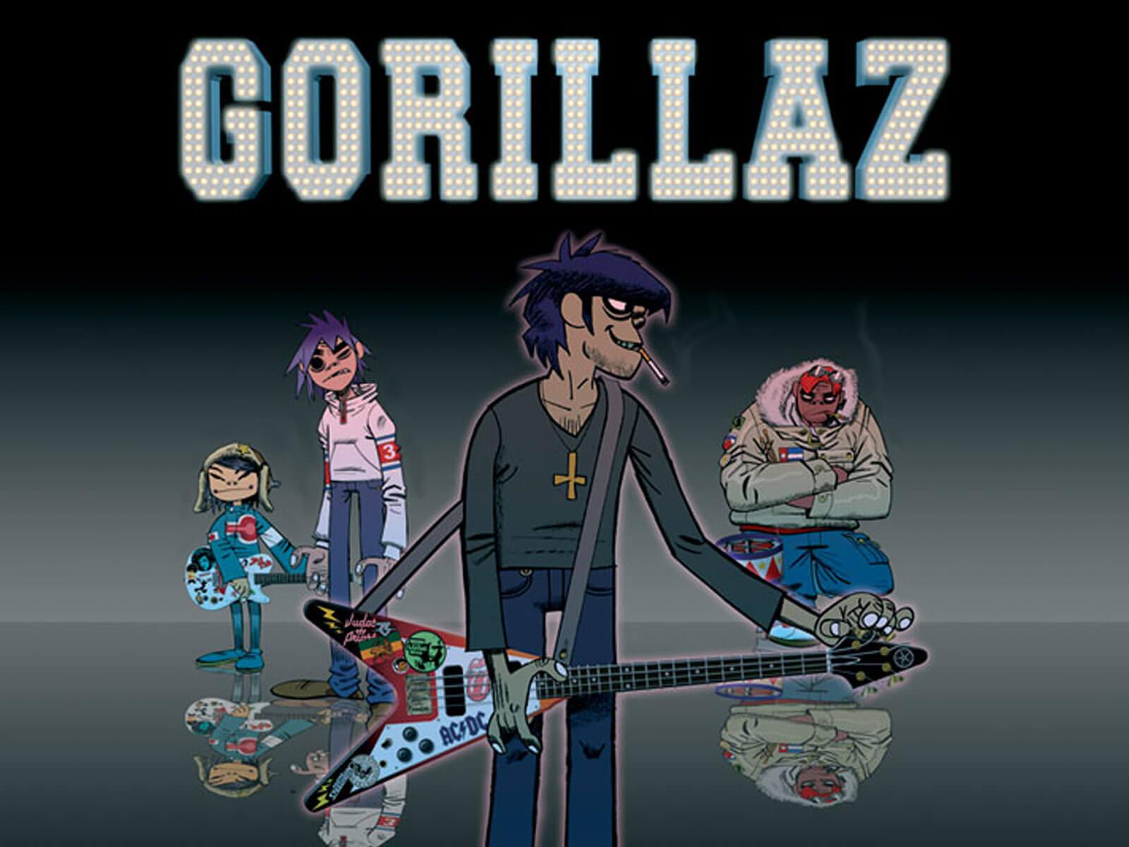 Mr Erudit – Gorillaz