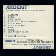 primal scream give out but dont give up original memphis recordings