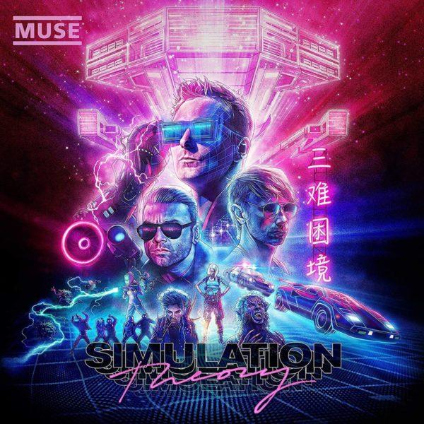 News – Muse, Simulation Theory, Nouvel album