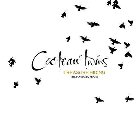 News – Cocteau Twins / Treasure Hiding: The Fontana Years / 4CD box set