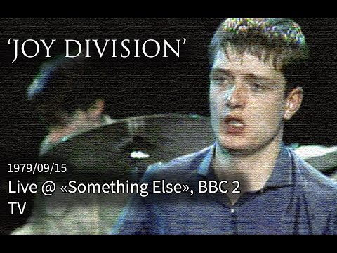 Oldies – Joy Division – Live on Something Else, 15/09/79