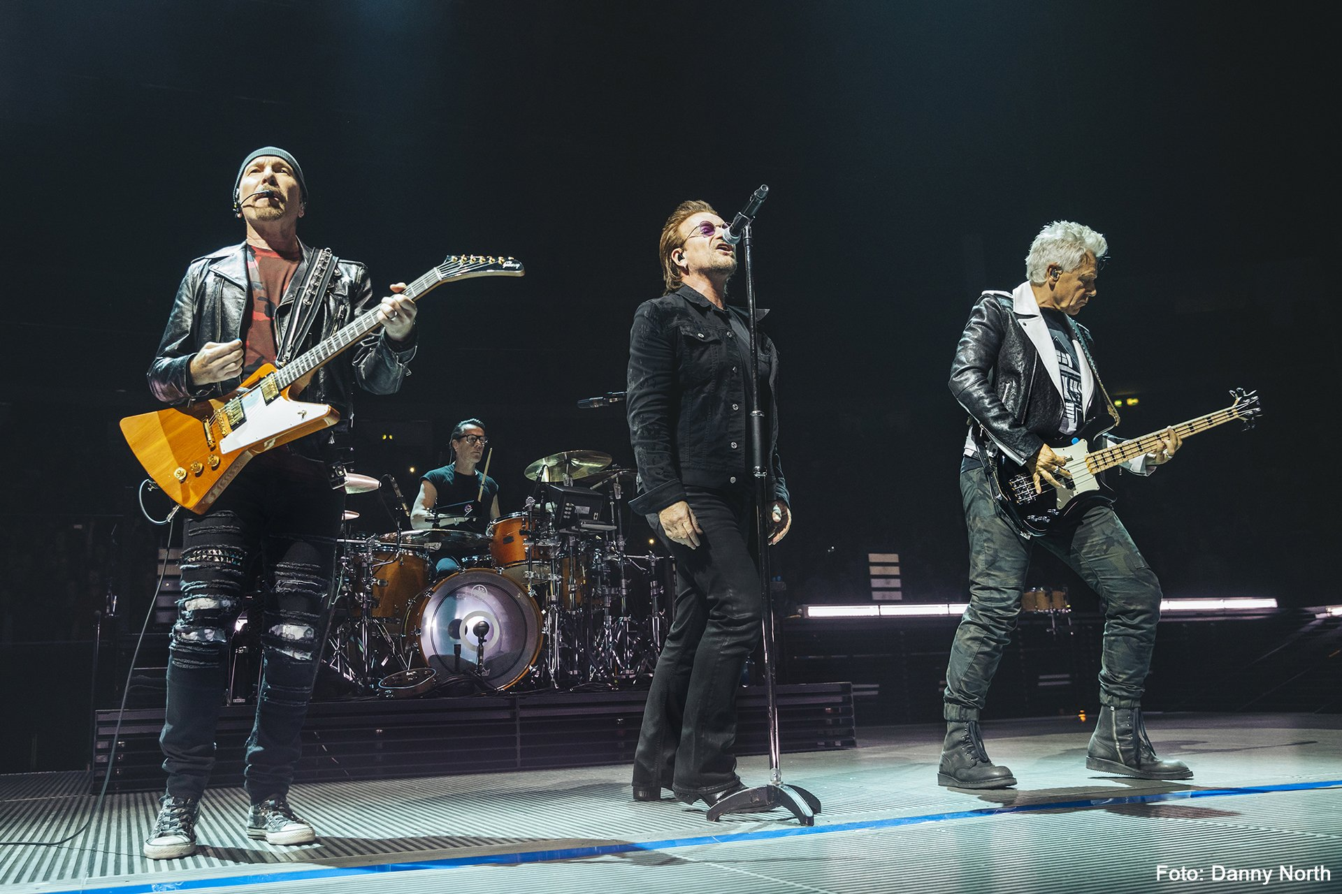 Live Report by Tchoupi – U2 Experience + Innocence Tour 09/09/18 – AccorHotels Arena – Paris, France
