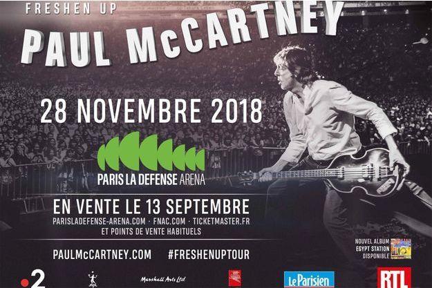 Bientôt En Concert Chez Nous – Paul McCartney, Anna Calvi, Stuart A. Staples