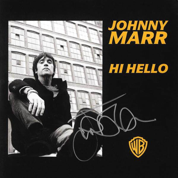 News – Johnny Marr – Jeopardy – B side