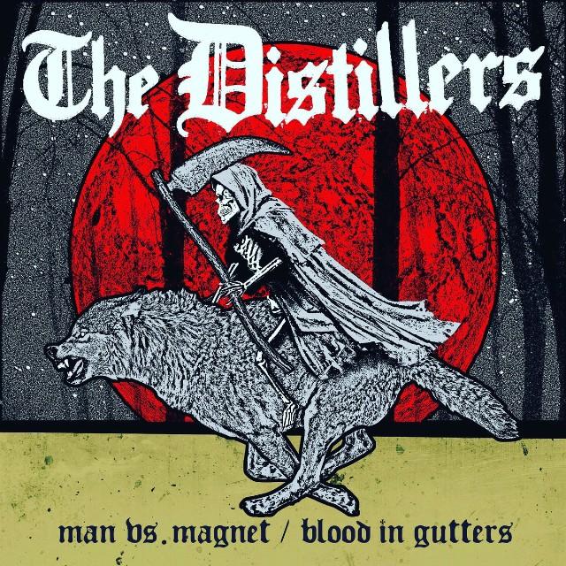 News – The Distillers – Man vs. Magnet