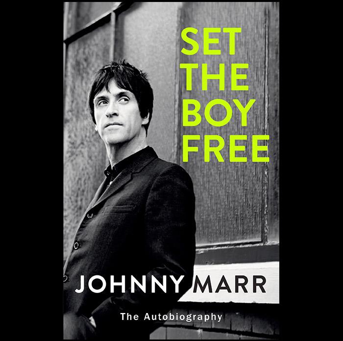 News Littéraires – Johnny Marr – Set the Boy Free