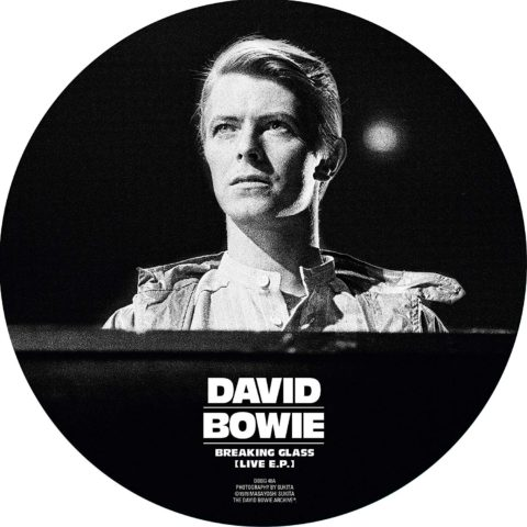 News – David Bowie – Breaking Glass Live EP