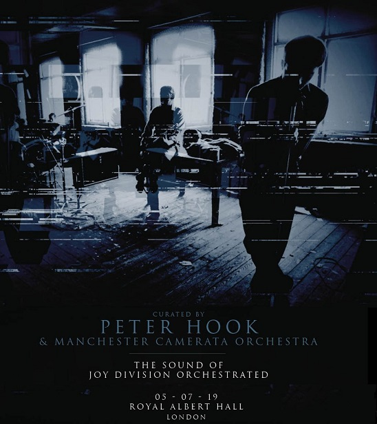 News – Peter Hook – Joy Division Orchestrated