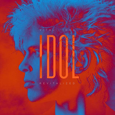 News – Billy Idol – Vital Idol: Revitalized