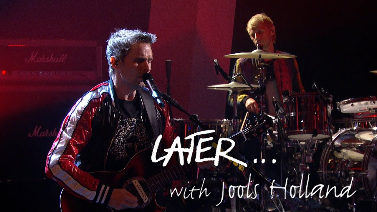 Le Live de la semaine – Muse – On Later… with Jools Holland
