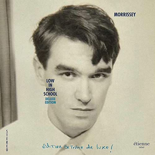 News – Morrissey – Low in High School (Deluxe Edition) vinyle