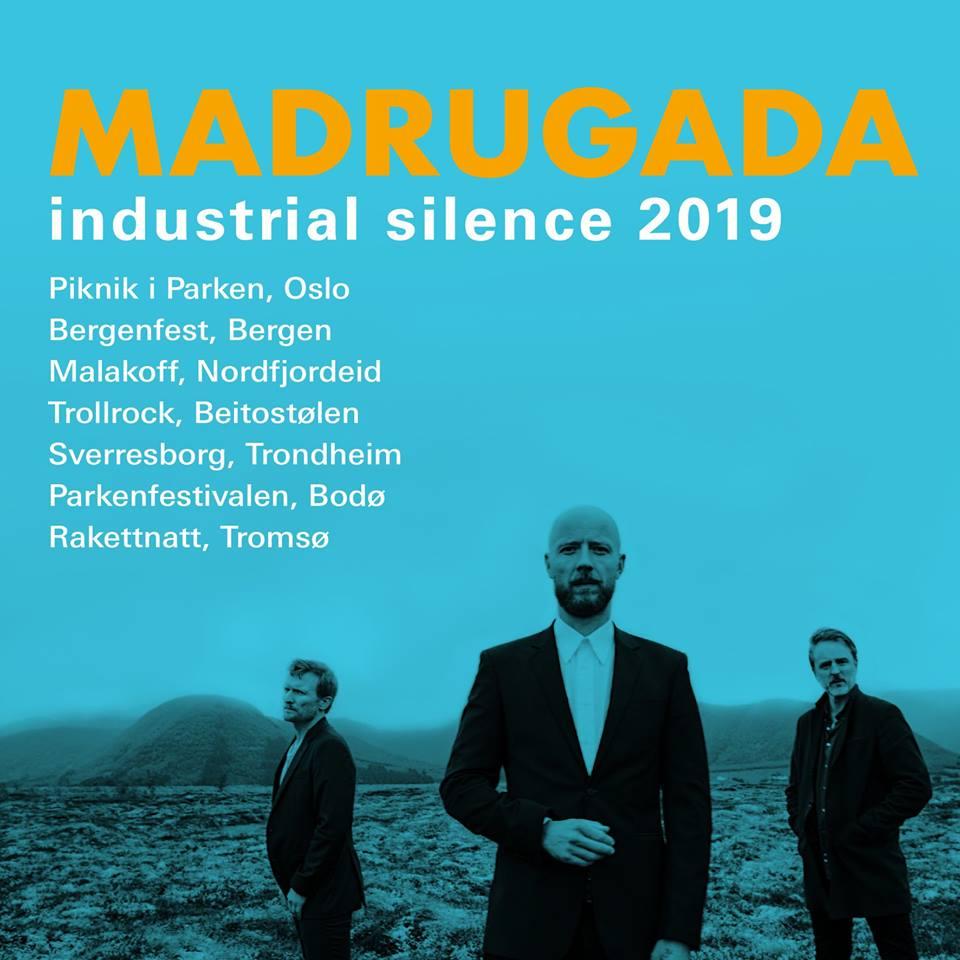 Le Live de la semaine – Madrugada