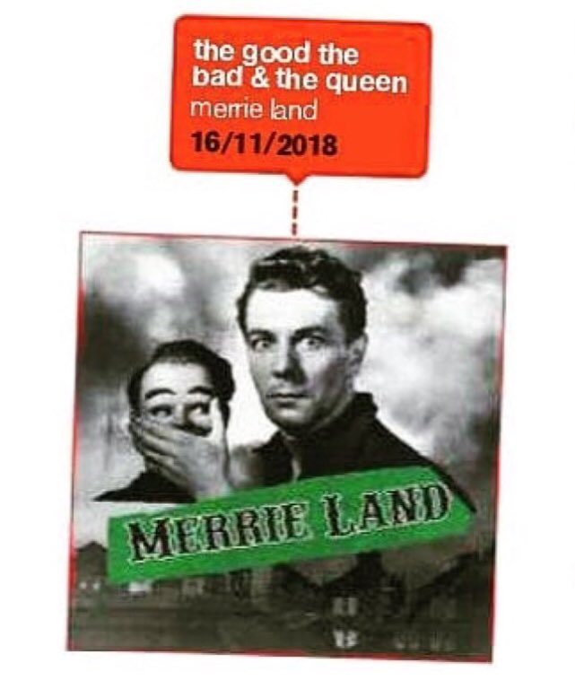 News – The Good, The Bad & The Queen – Merrie Land