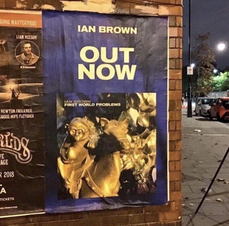 News – Ian Brown – First World Problems