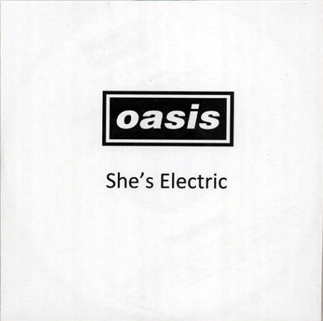 News – Oasis – She's Electric – Video