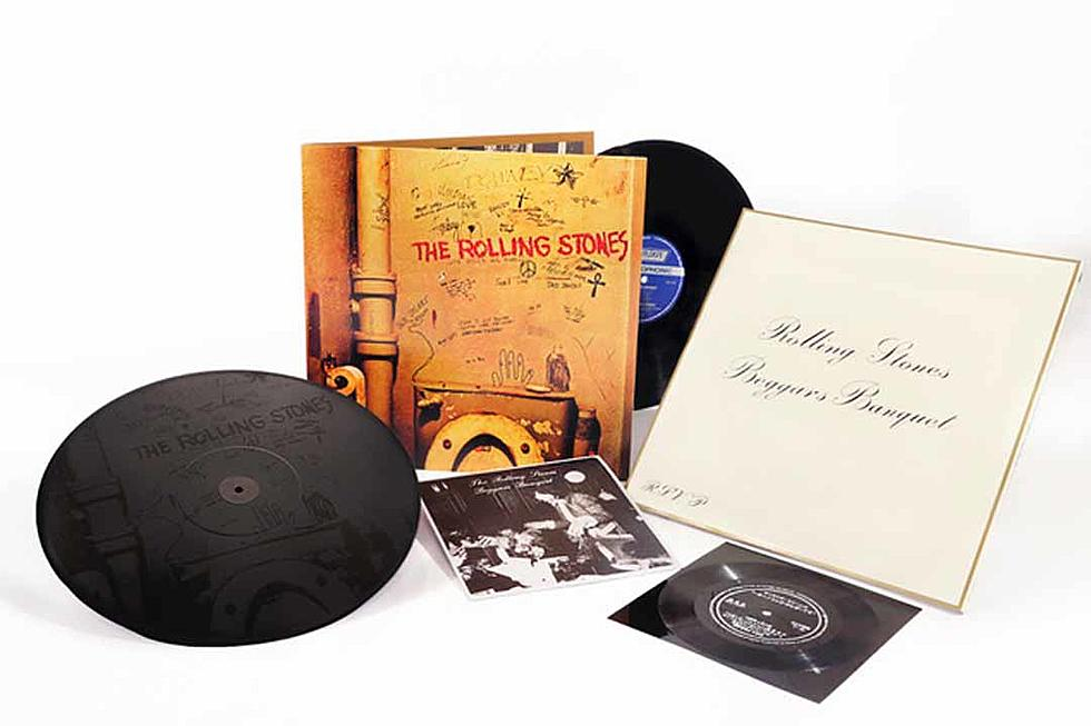 News – The Rolling Stones – Beggars Banquet, nouvelle édition