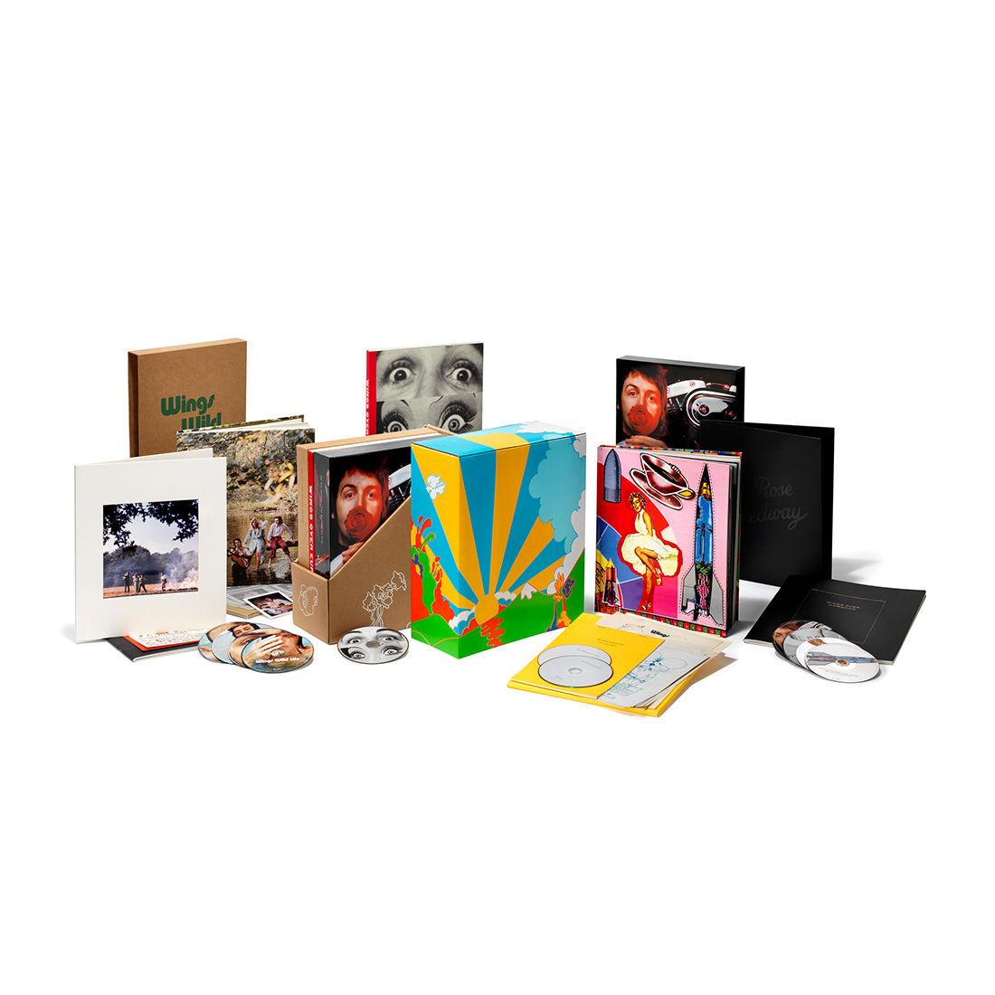 McCartney – Réédition de ses deux premiers albums avec le groupe Wings