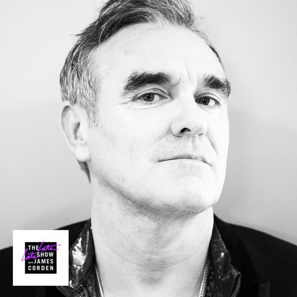 News – Morrissey on the Late Late Show