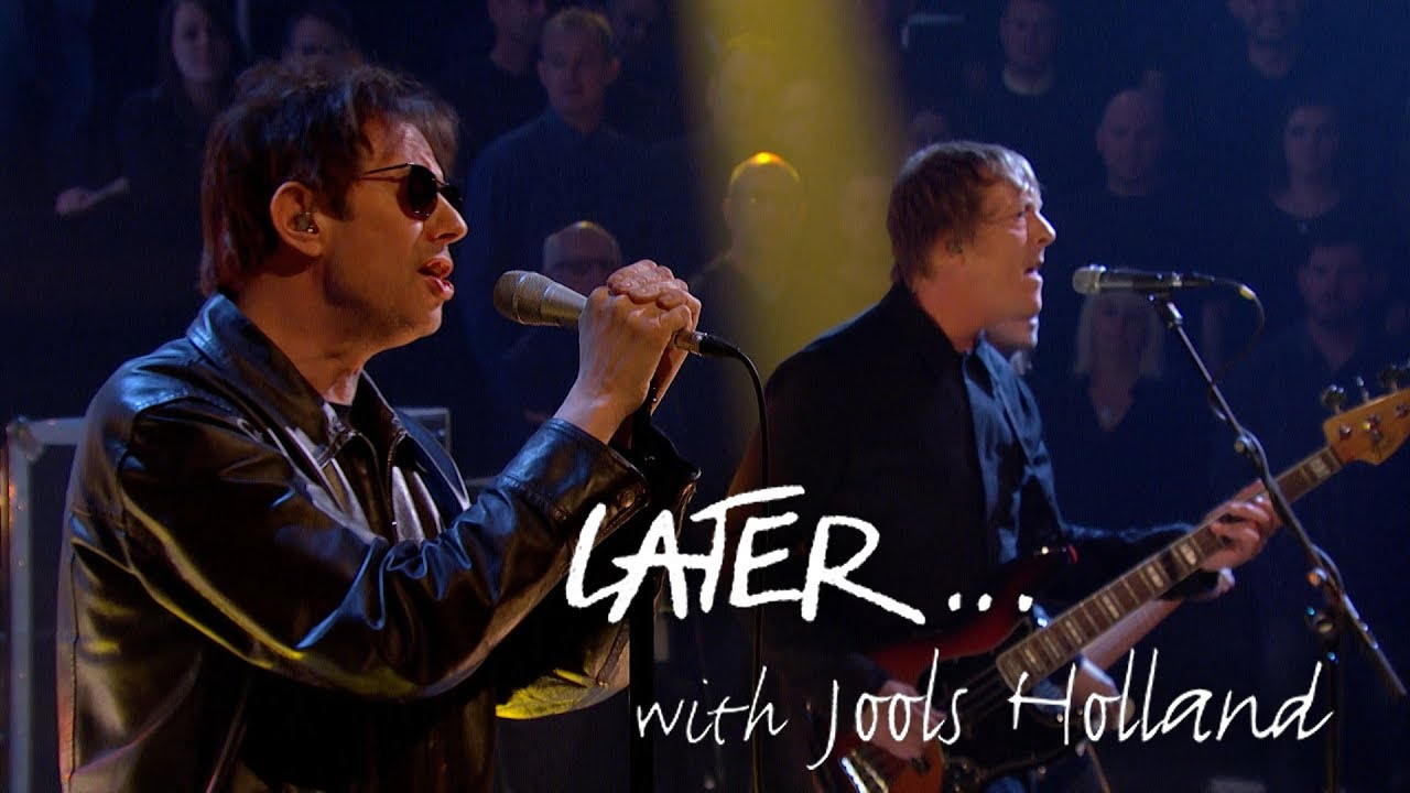 Le Live de la semaine – Echo & The Bunnymen – On Later… with Jools Holland