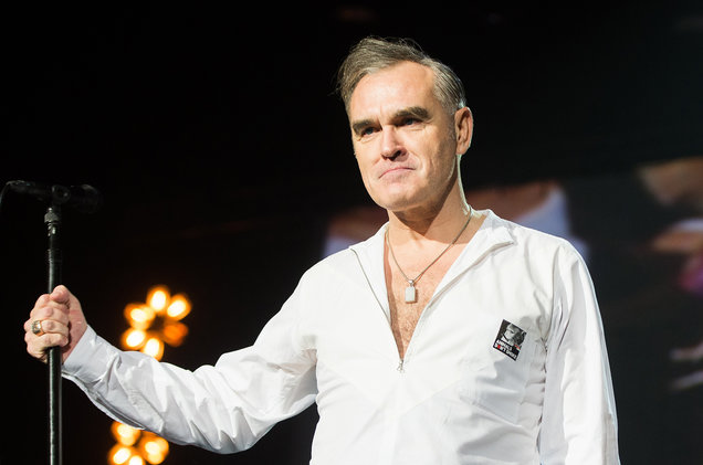 News – Morrissey – California Son