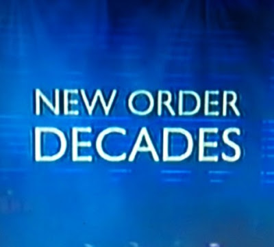 News – New Order: Decades, un documentaire à visionner.