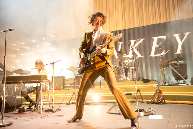 Live – Arctic Monkeys aux Nuits de Fourvière – Lyon – 2018