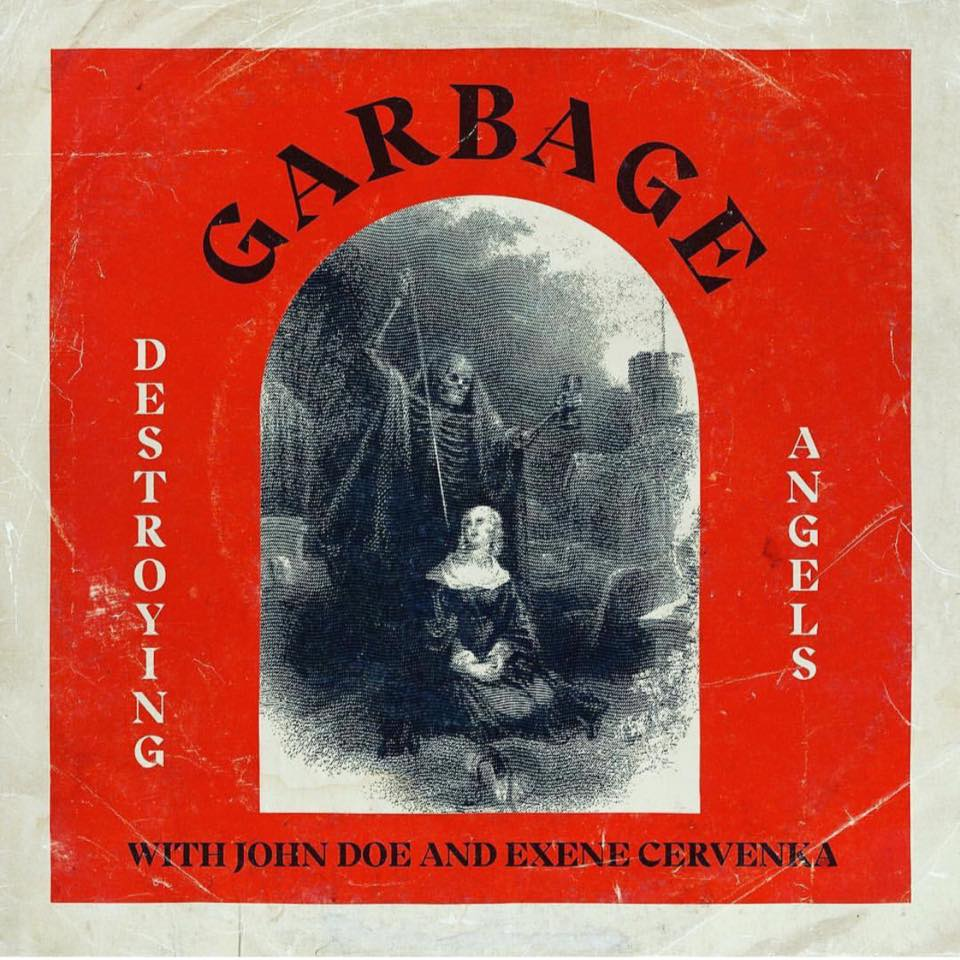 News – Garbage – Destroying Angels